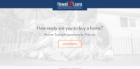 Learn Hawaii VA Loans Landing Pages